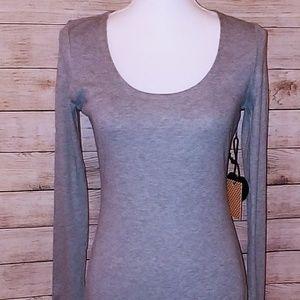 Popular Basics Gray dress